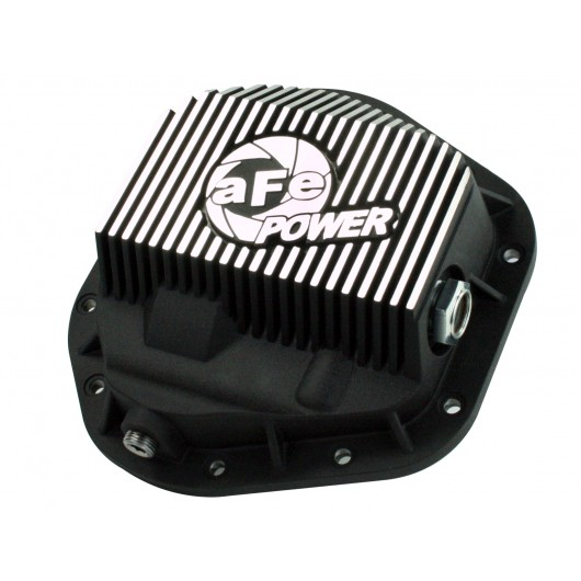 Afe Power 46 70082 Front Differential Cover Machined Fins