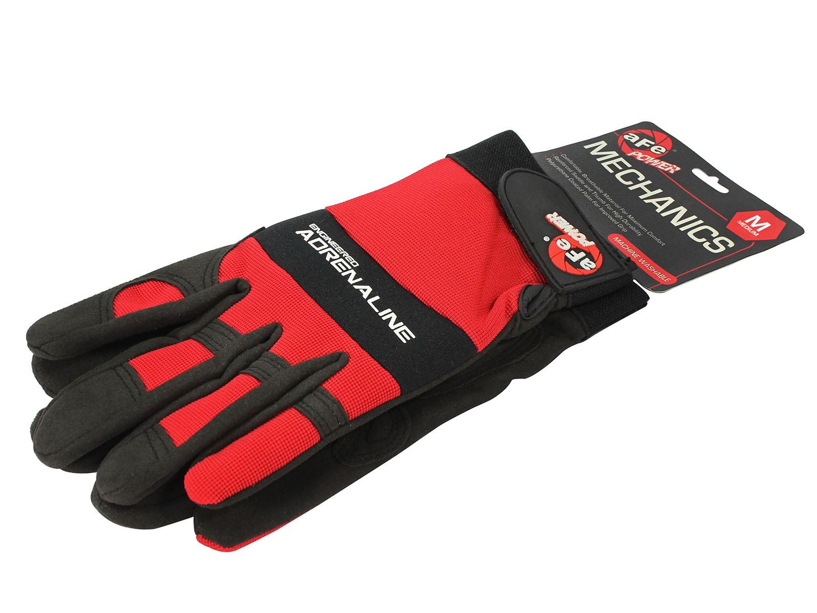 aFe POWER 40-10148 Apparel; Mechanics Gloves (M)