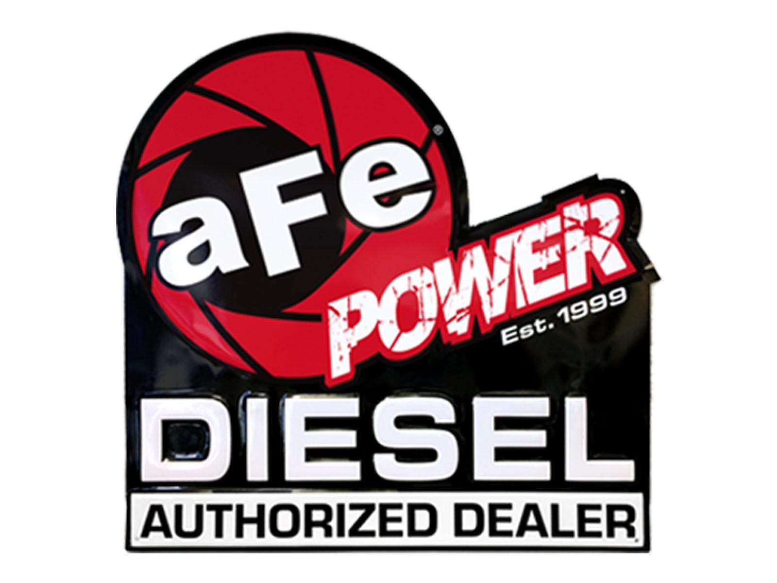 aFe POWER 40-10193 aFe POWER Authorized Dealer Sign