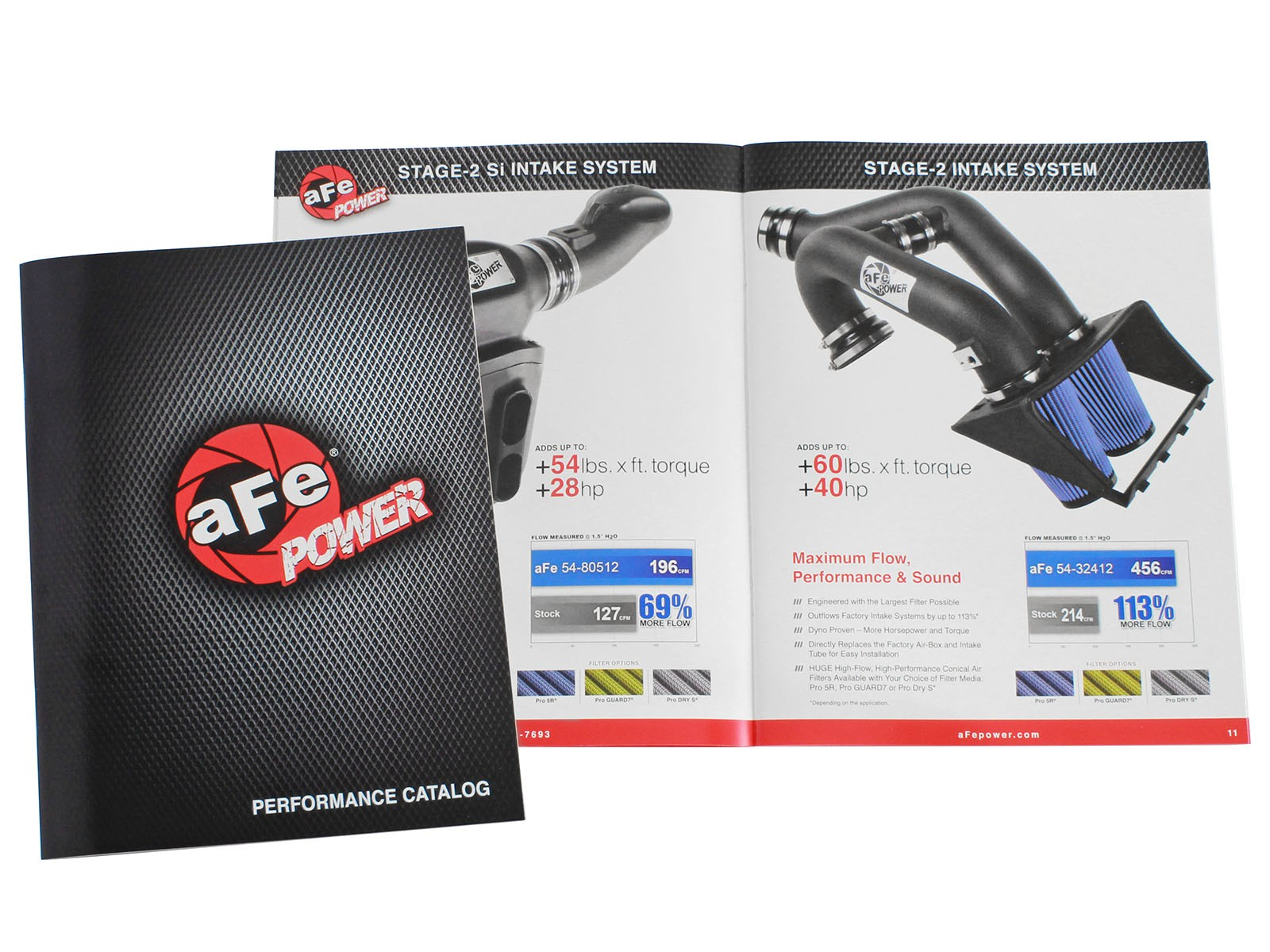 aFe POWER 40-20127 Performance Catalog