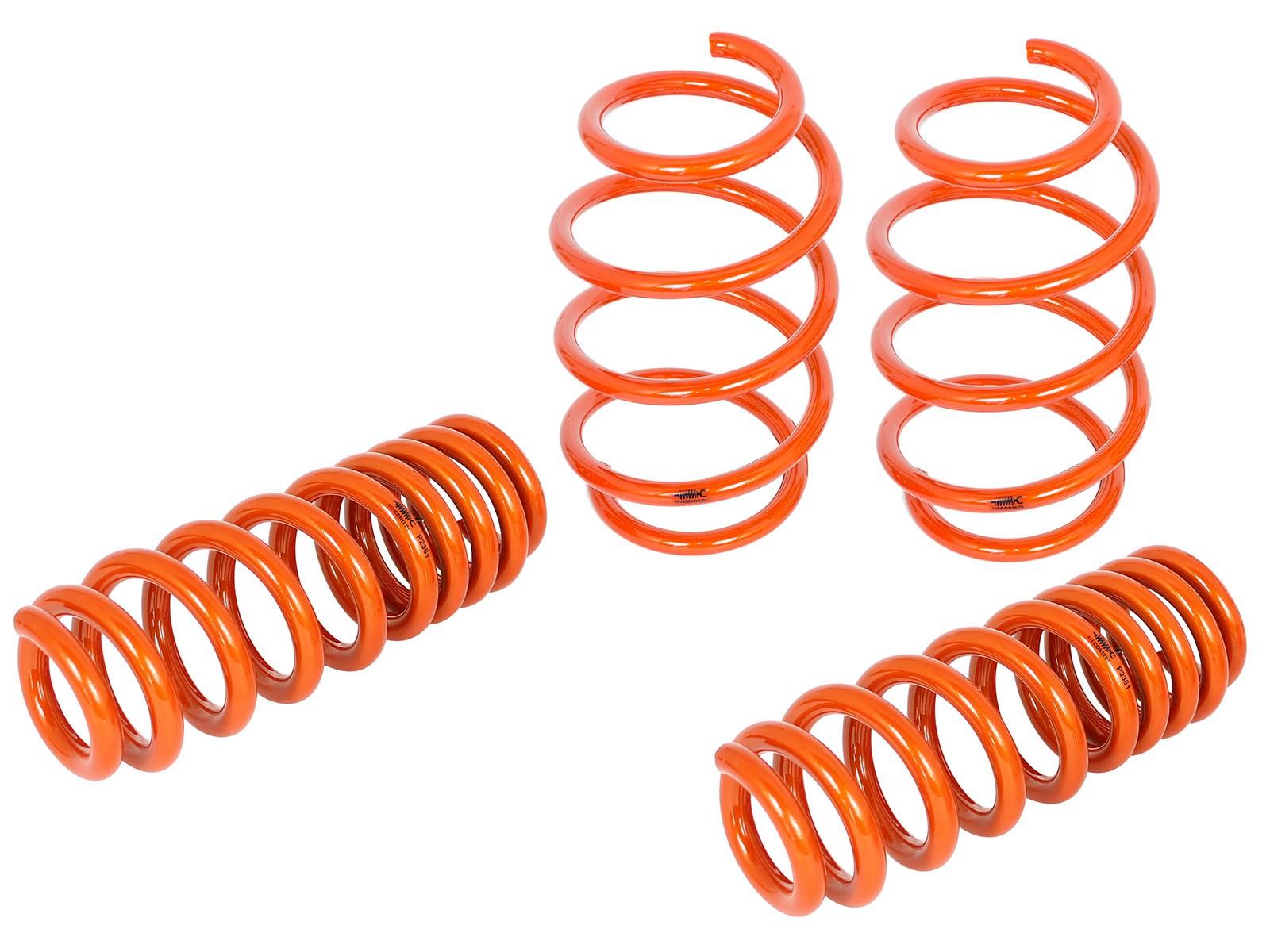 aFe POWER 410-503006-N aFe Control Lowering Springs