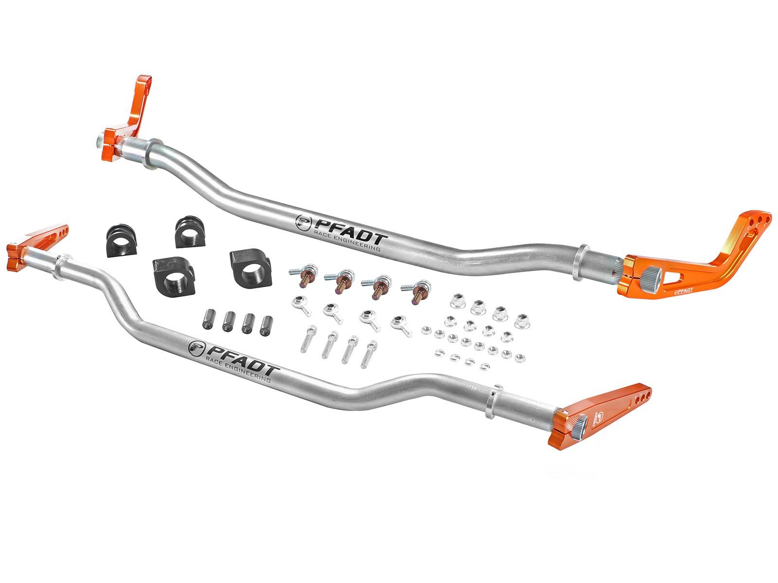 aFe POWER 440-401004-N aFe Control PFADT Series Racing Sway Bars