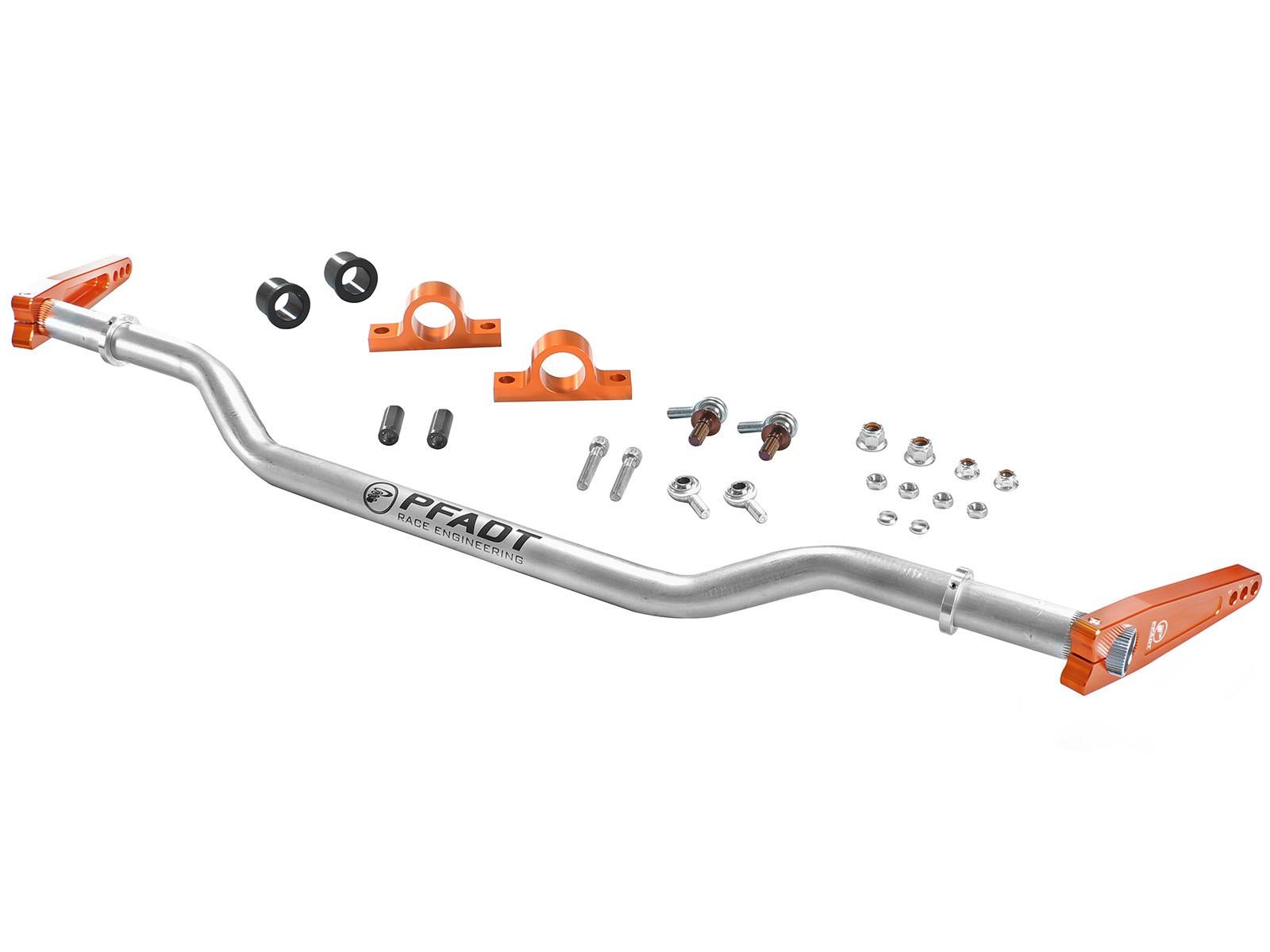 aFe POWER 440-401007-N aFe Control PFADT Series Drag Race Rear Sway Bar