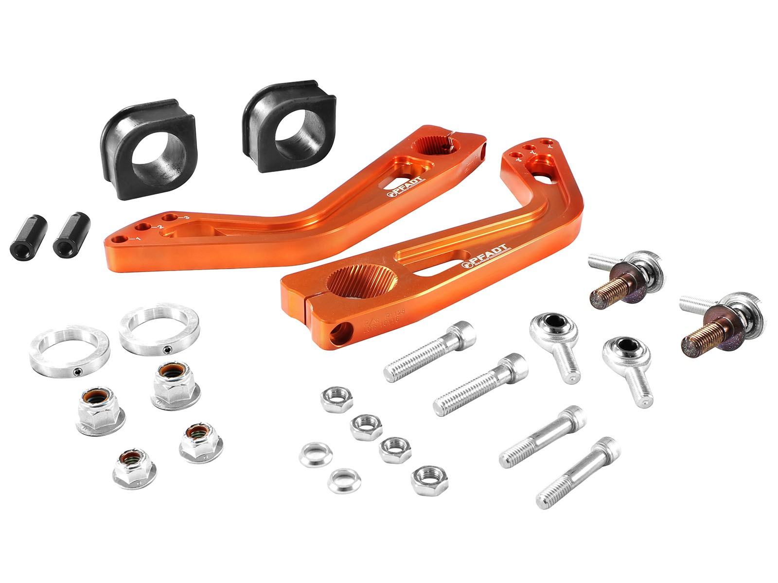 aFe POWER 441-401001-N aFe Control PFADT Series Racing Sway Bar Front Service Kit