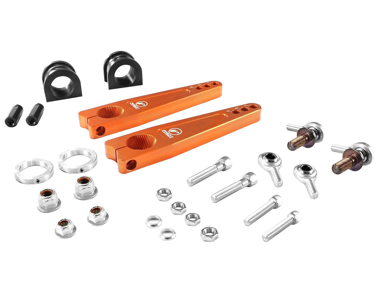 aFe POWER 441-401002-N aFe Control PFADT Series Racing Sway Bar Rear Service Kit