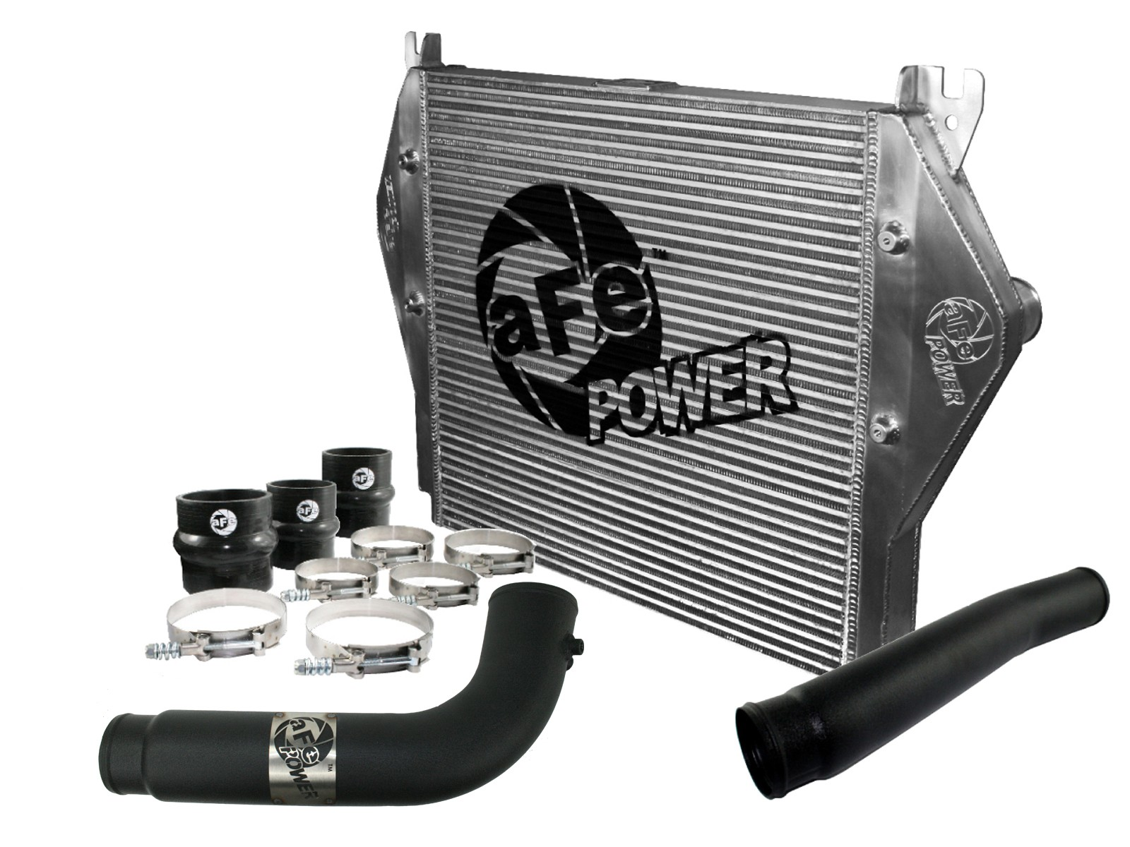 aFe POWER 46-20032 BladeRunner GT Series Intercooler with Tubes