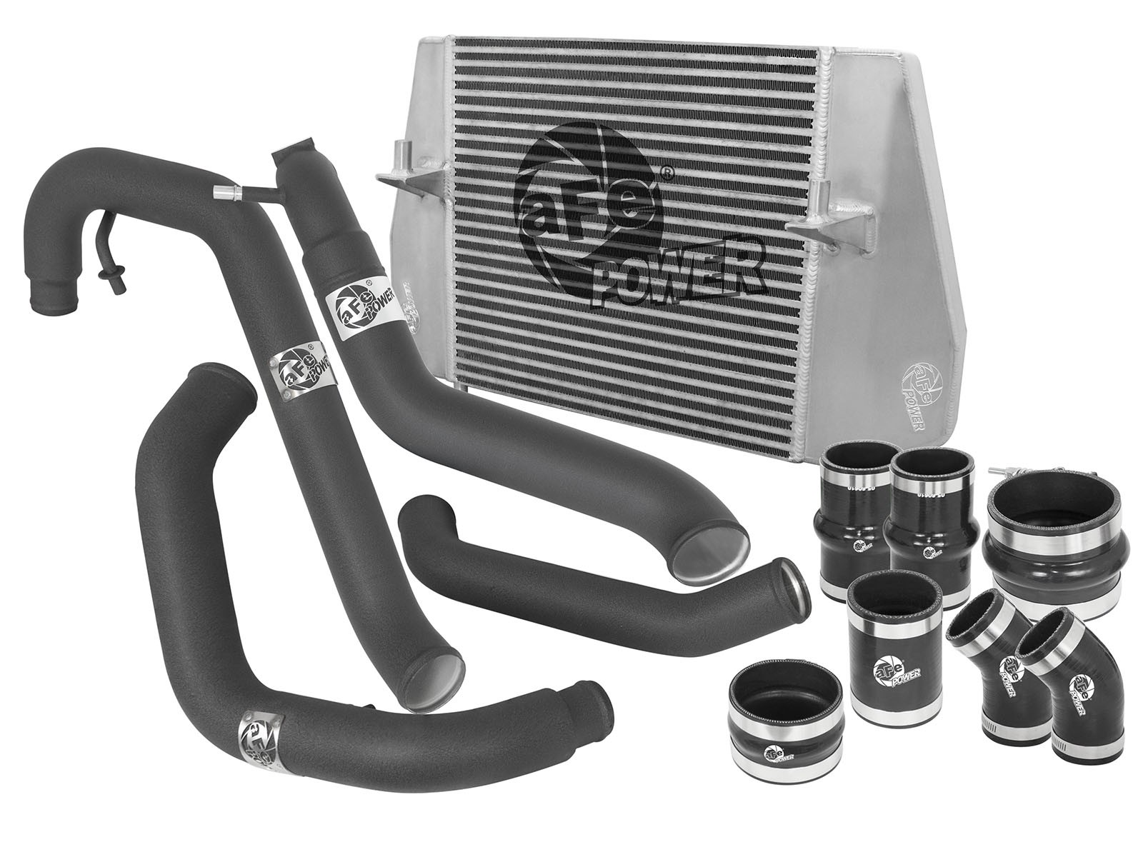 aFe POWER 46-20122-B BladeRunner GT Series Intercooler with Tubes