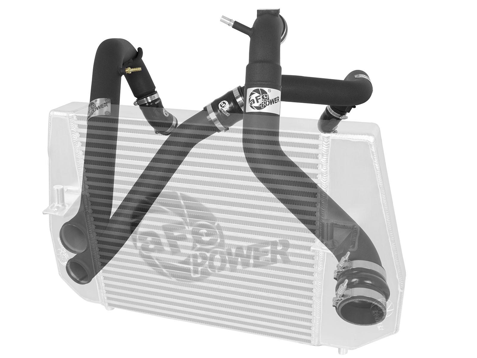 """aFe POWER 46-20124-B BladeRunner 3"""" Intercooler Tubes Hot and Cold Side"""