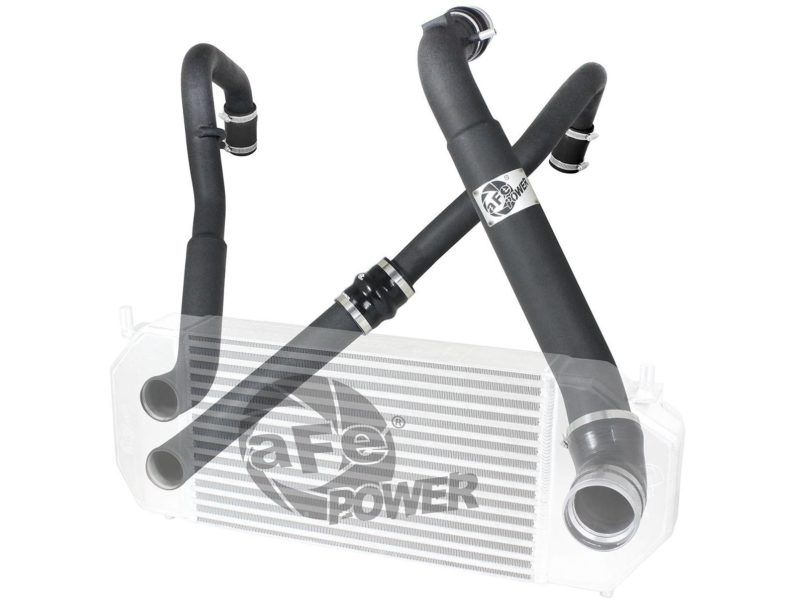 aFe POWER 46-20204-B BladeRunner Intercooler Hot and Cold Side Tubes