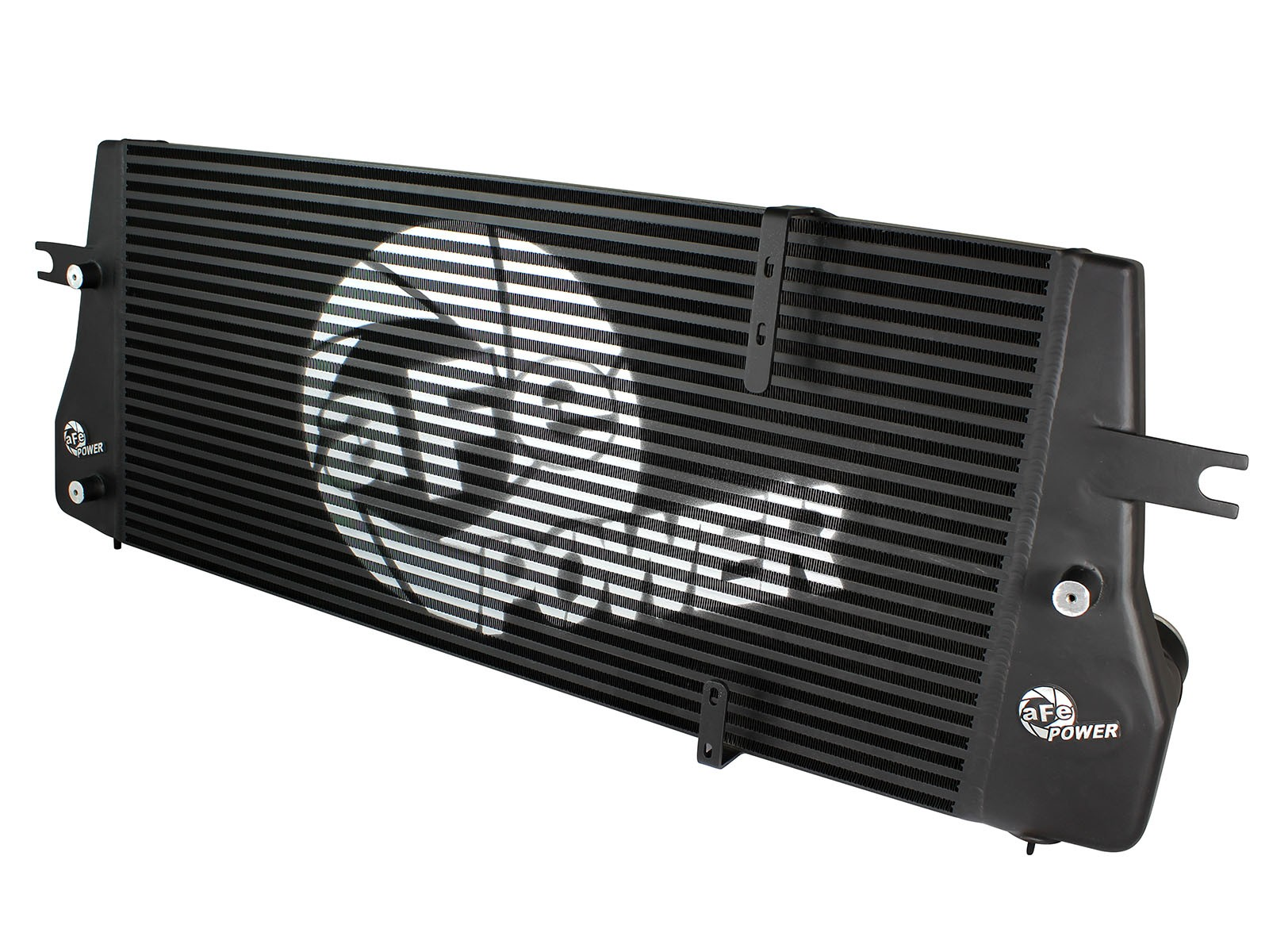 aFe POWER 46-21061 BladeRunner Street Series Cast Intercooler