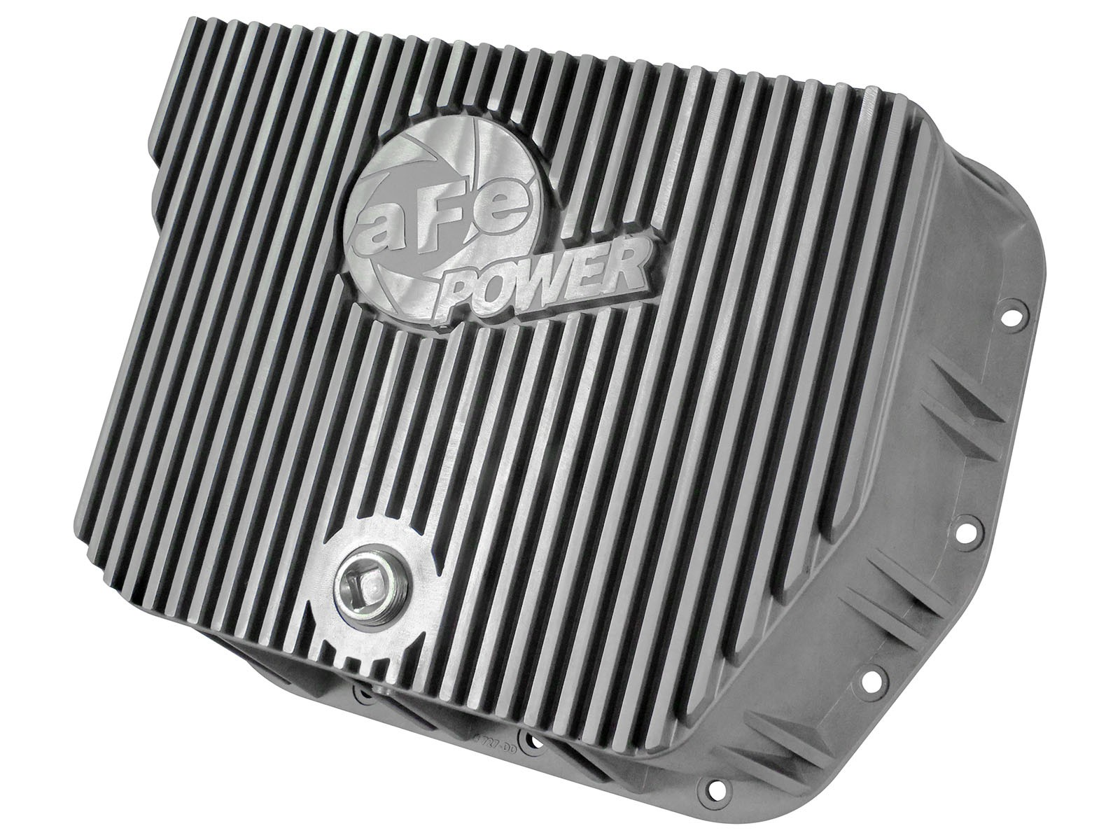 aFe POWER 46-70050 Transmission Pan, Machined Fins