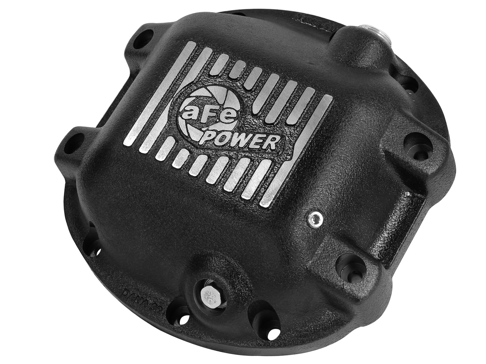 aFe POWER 46-70192 Differential Cover, Machined Fins