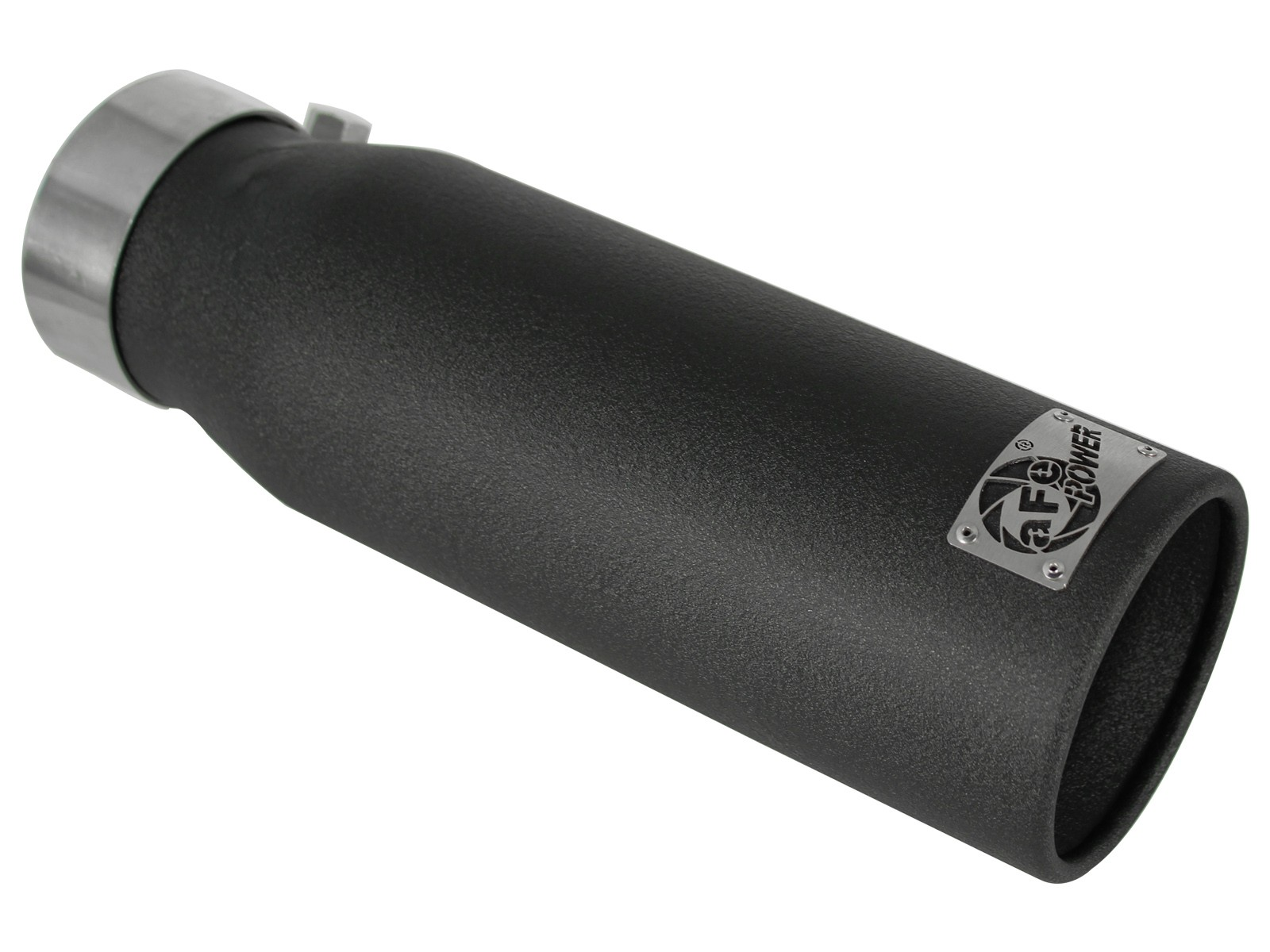 """aFe POWER 49-92043-B MACH Force-Xp 3"""" 409 Stainless Steel Exhaust Tip"""