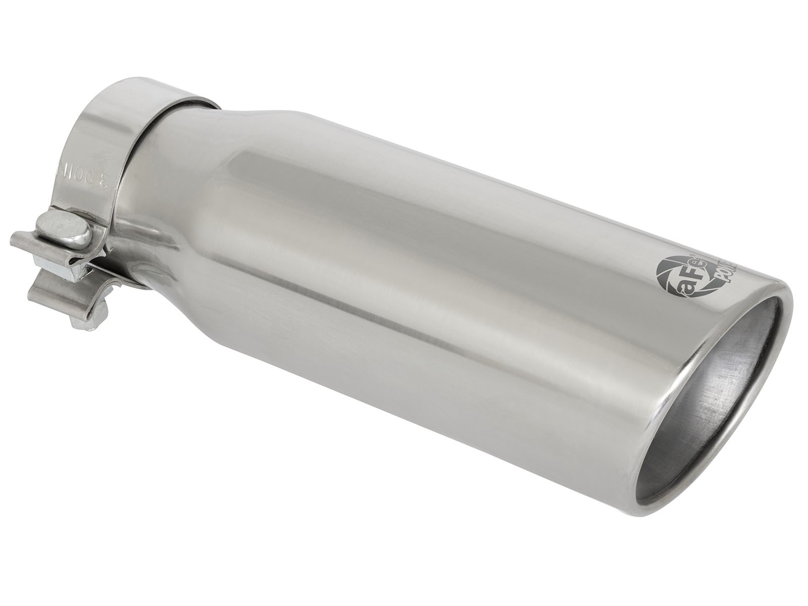 "aFe POWER 49T30404-P121 MACH Force-Xp 4"" 304 Stainless Steel Exhaust Tip"