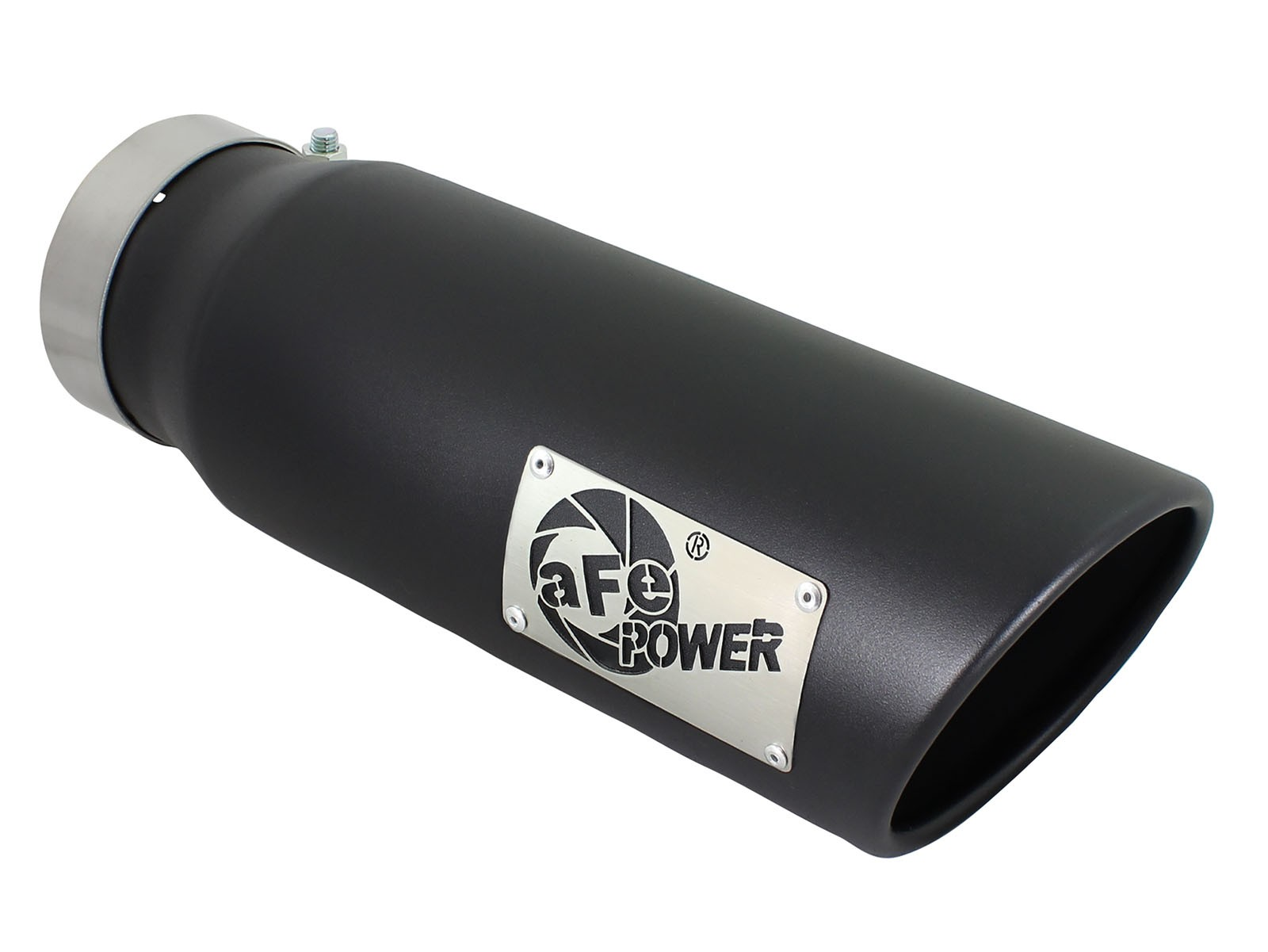 """aFe POWER 49T40501-B15 MACH Force-Xp 4"""" 304 Stainless Steel Exhaust Tip"""