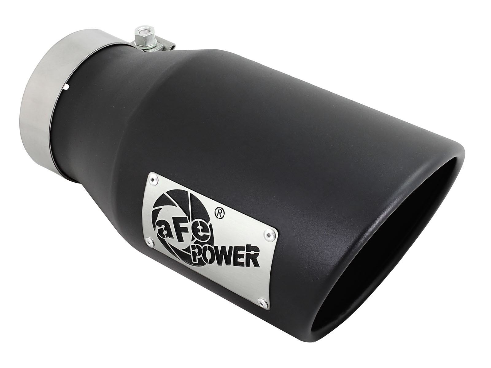 "aFe POWER 49T40601-B12 MACH Force-Xp 4"" 304 Stainless Steel Exhaust Tip"