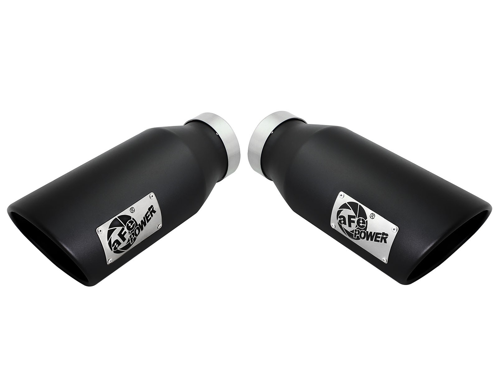 "aFe POWER 49T40606-B15 MACH Force-Xp 4"" 304 Stainless Steel Exhaust Tip"
