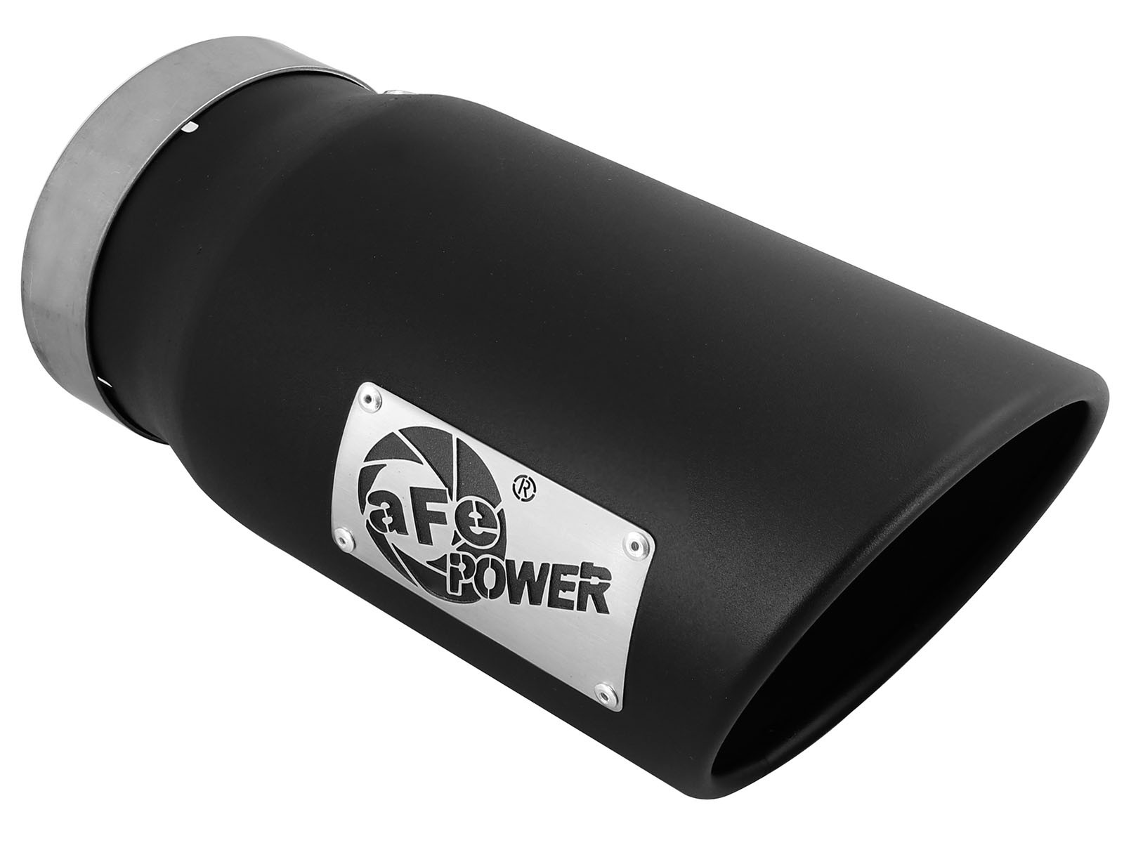 """aFe POWER 49T50601-B12 MACH Force-Xp 5"""" 304 Stainless Steel Exhaust Tip"""