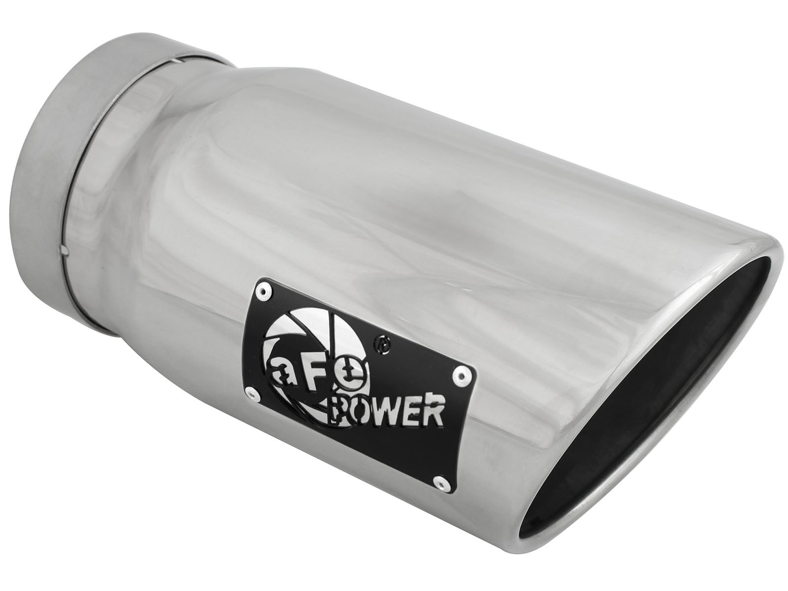 "aFe POWER 49T50601-P12 MACH Force-Xp 5"" 304 Stainless Steel Exhaust Tip"