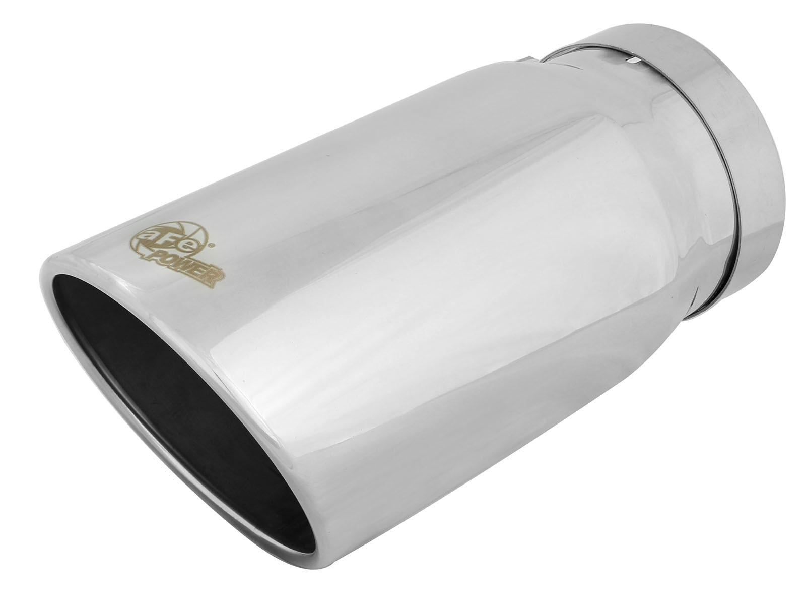 "aFe POWER 49T50604-P12 MACH Force-Xp 5"" 304 Stainless Steel Exhaust Tip"