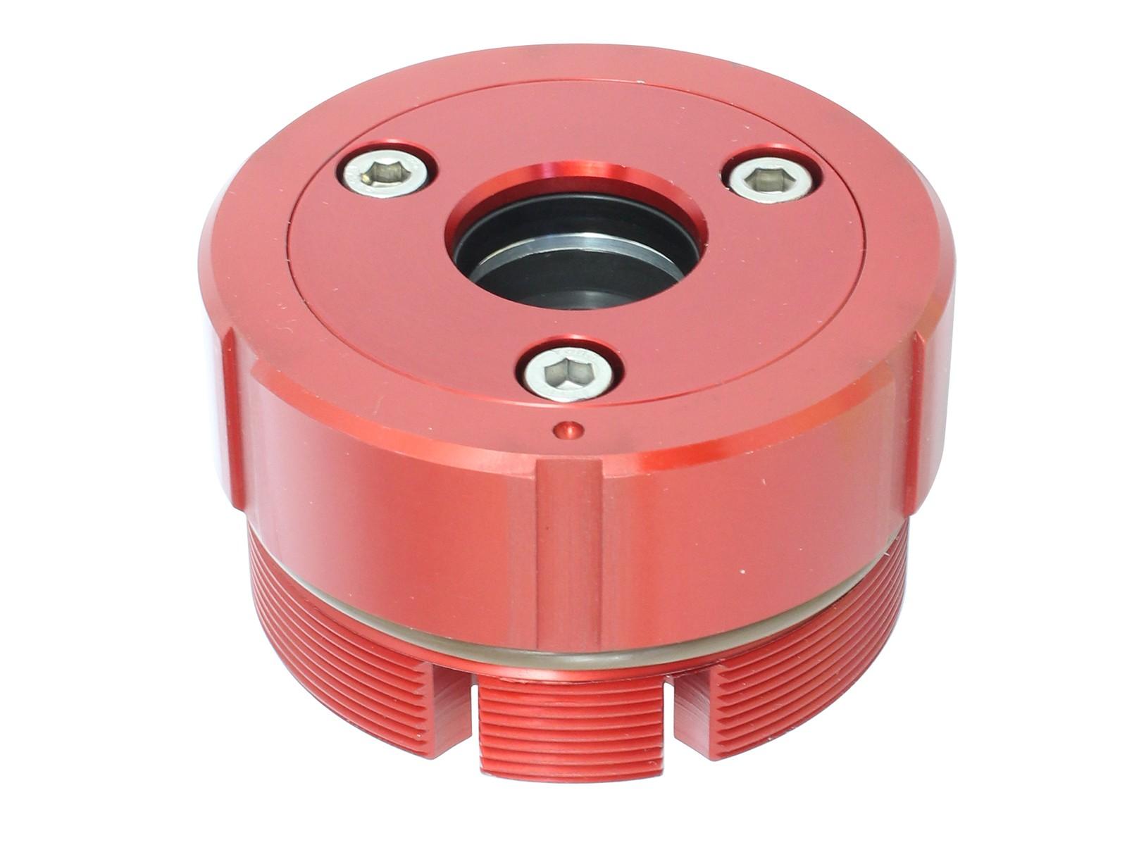 "aFe POWER 50056-SP01 aFe Control Sway-A-Way Seal Head Assembly, 3.0 Gen1, 1"" Shaft (Gen 1)"