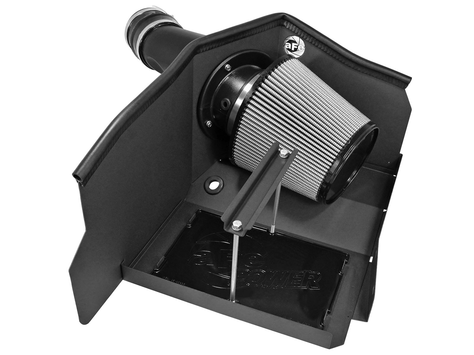 aFe POWER 51-10192 Magnum FORCE Stage-2 Pro DRY S Cold Air Intake System