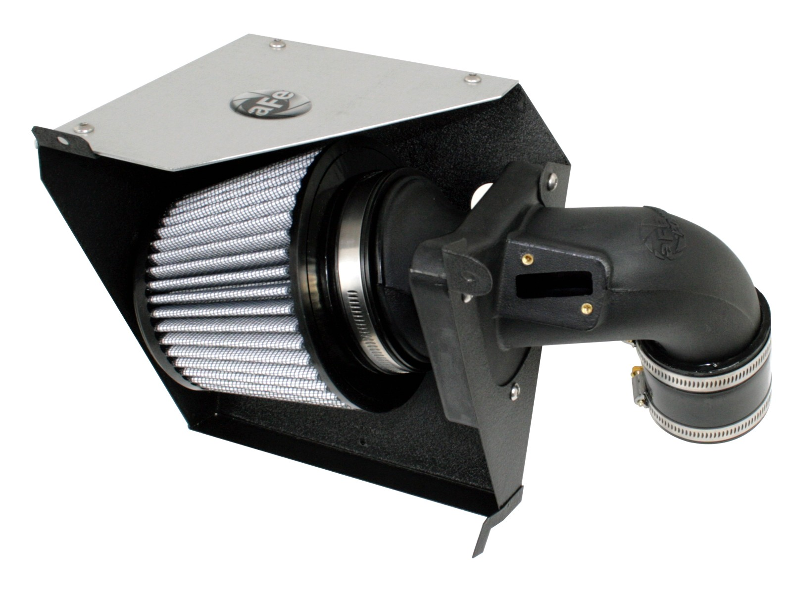 aFe POWER 51-11722 Magnum FORCE Stage-2 Pro DRY S Cold Air Intake System