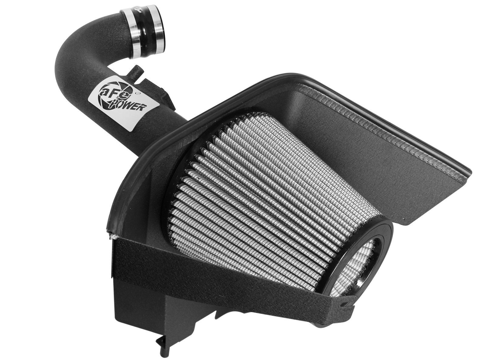 aFe POWER 51-12022 Magnum FORCE Stage-2 Pro DRY S Cold Air Intake System