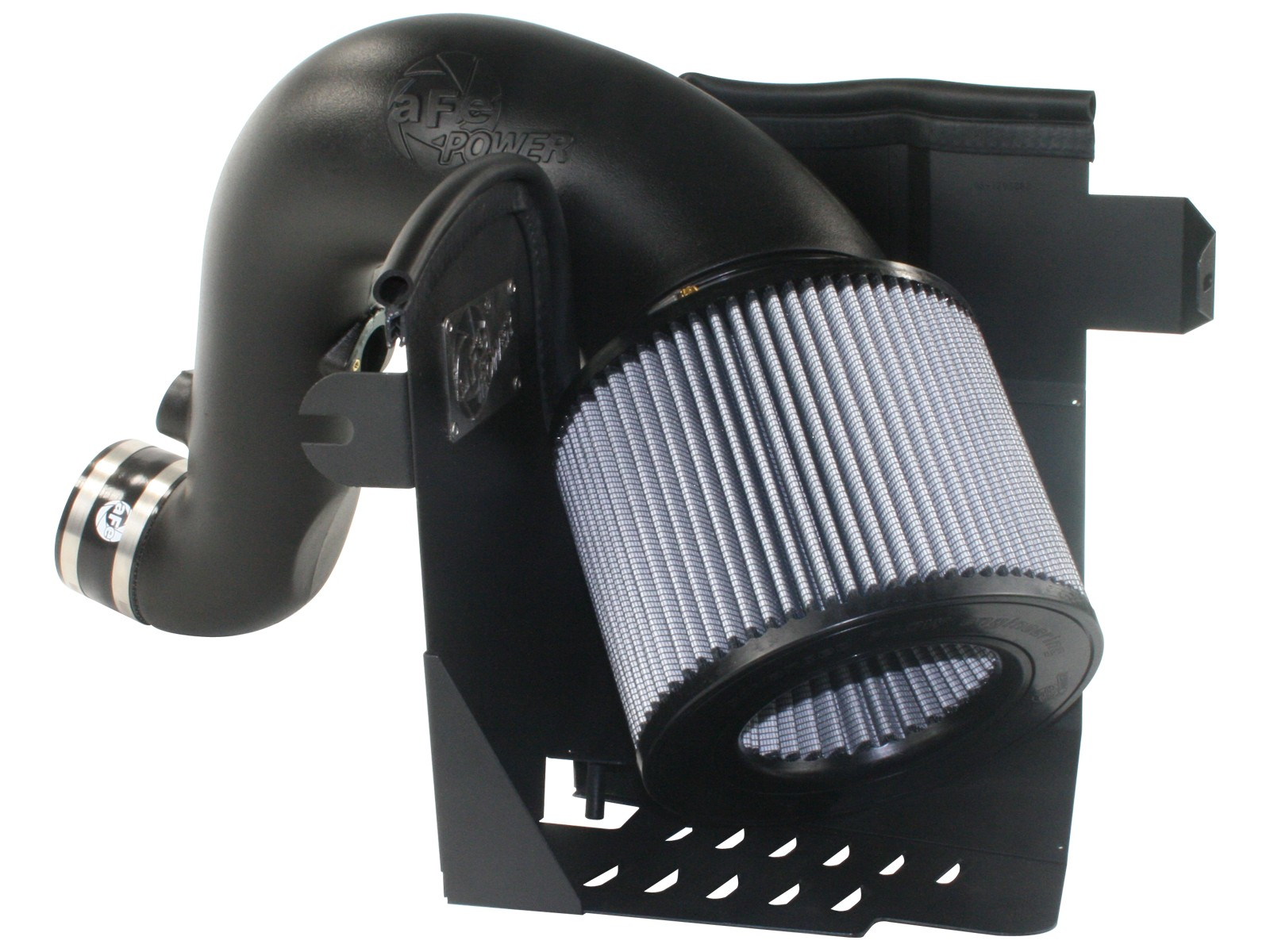 aFe POWER 51-12032 Magnum FORCE Stage-2 Pro DRY S Cold Air Intake System