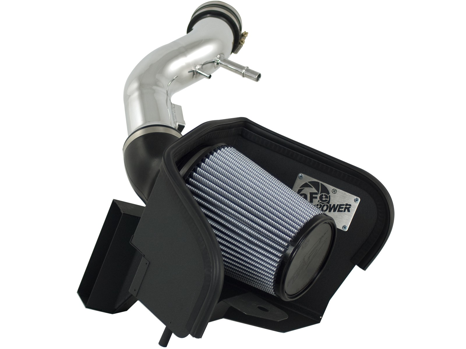 aFe POWER 51-12102-P Magnum FORCE Stage-2 Pro DRY S Cold Air Intake System