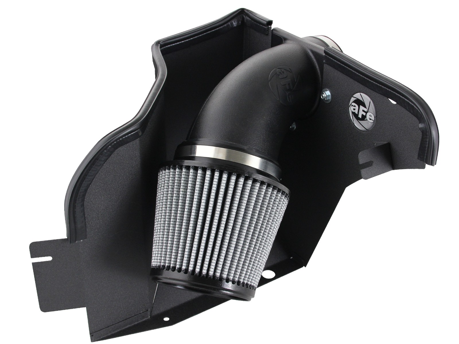 aFe POWER 51-12392 Magnum FORCE Stage-2 Pro DRY S Cold Air Intake System