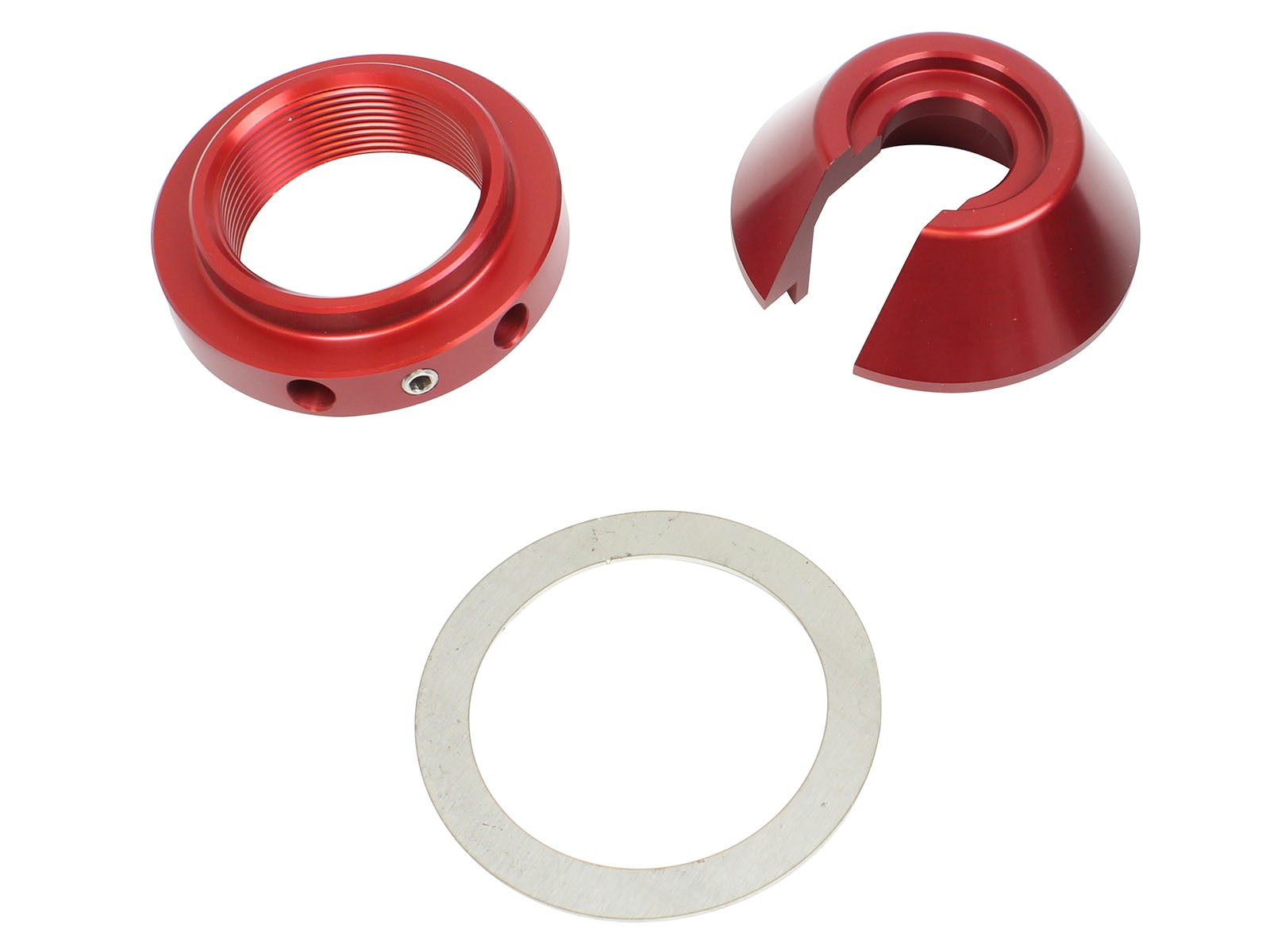 """aFe POWER 52104-SP11 aFe Control Sway-A-Way 2.0"""" Coilover Hardware Kit, Single Rate, Standard Seat"""