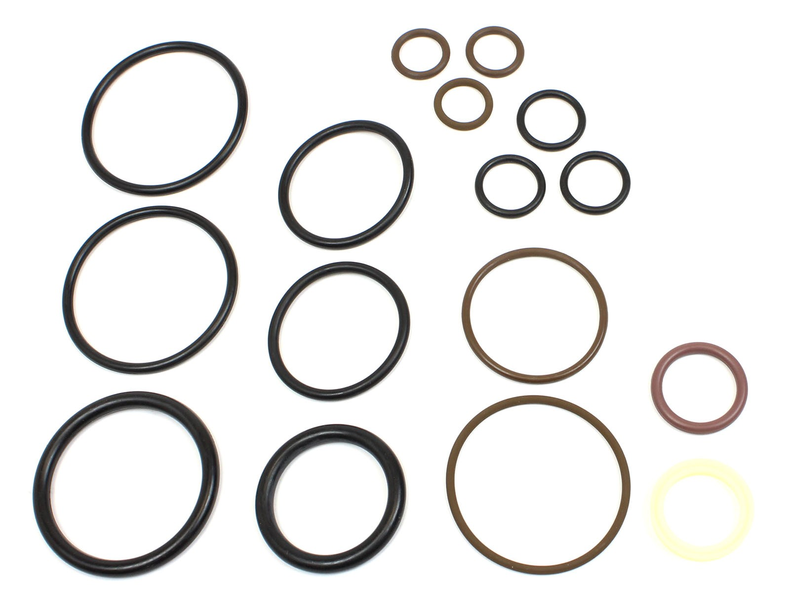 "aFe POWER 52700-SP30 aFe Control Sway-A-Way 2.0"" Seal Kit 1-3/8"" shaft"