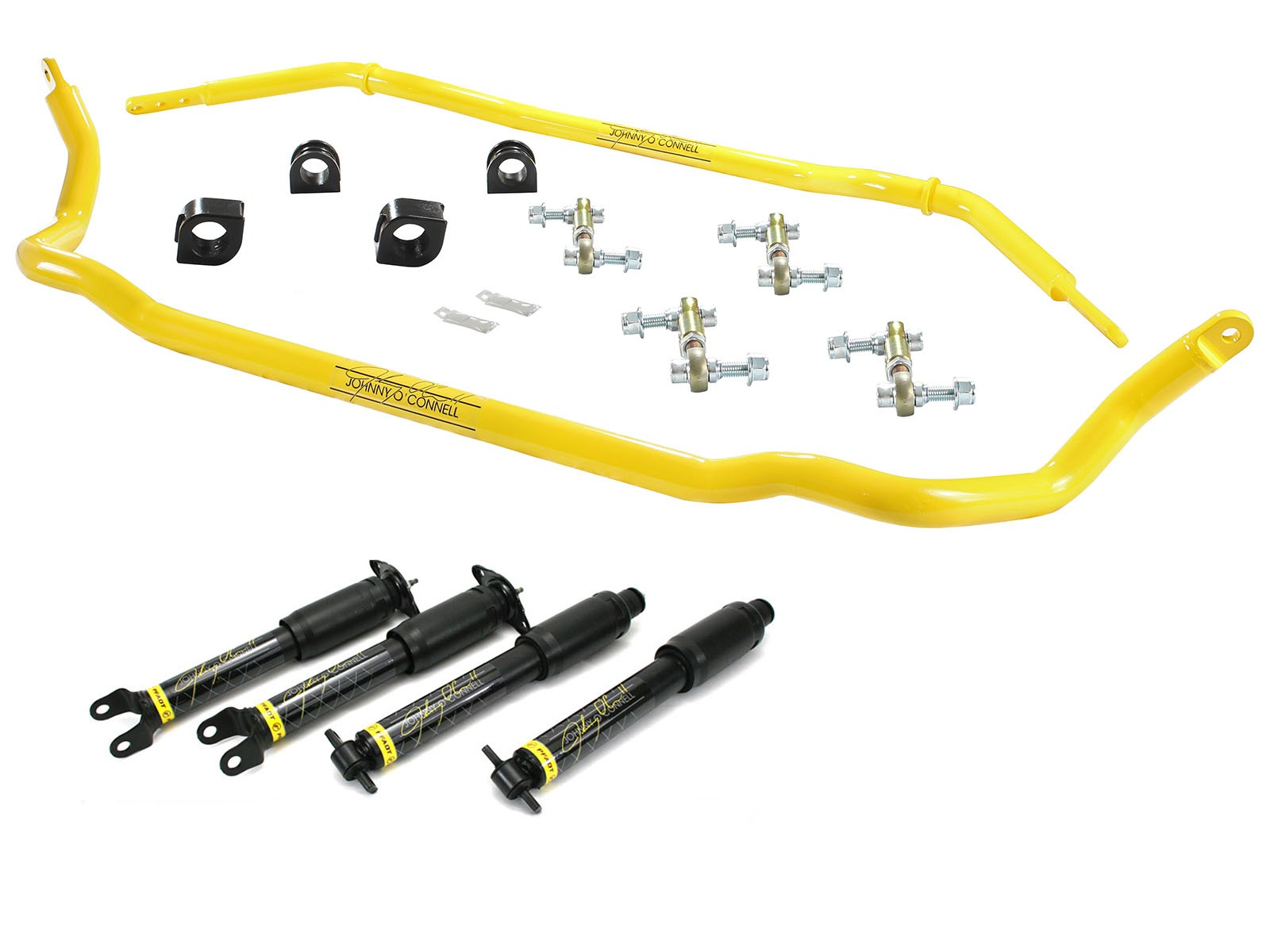 aFe POWER 530-401001-J aFe Control Johnny O'Connell Stage 1 Suspension Package