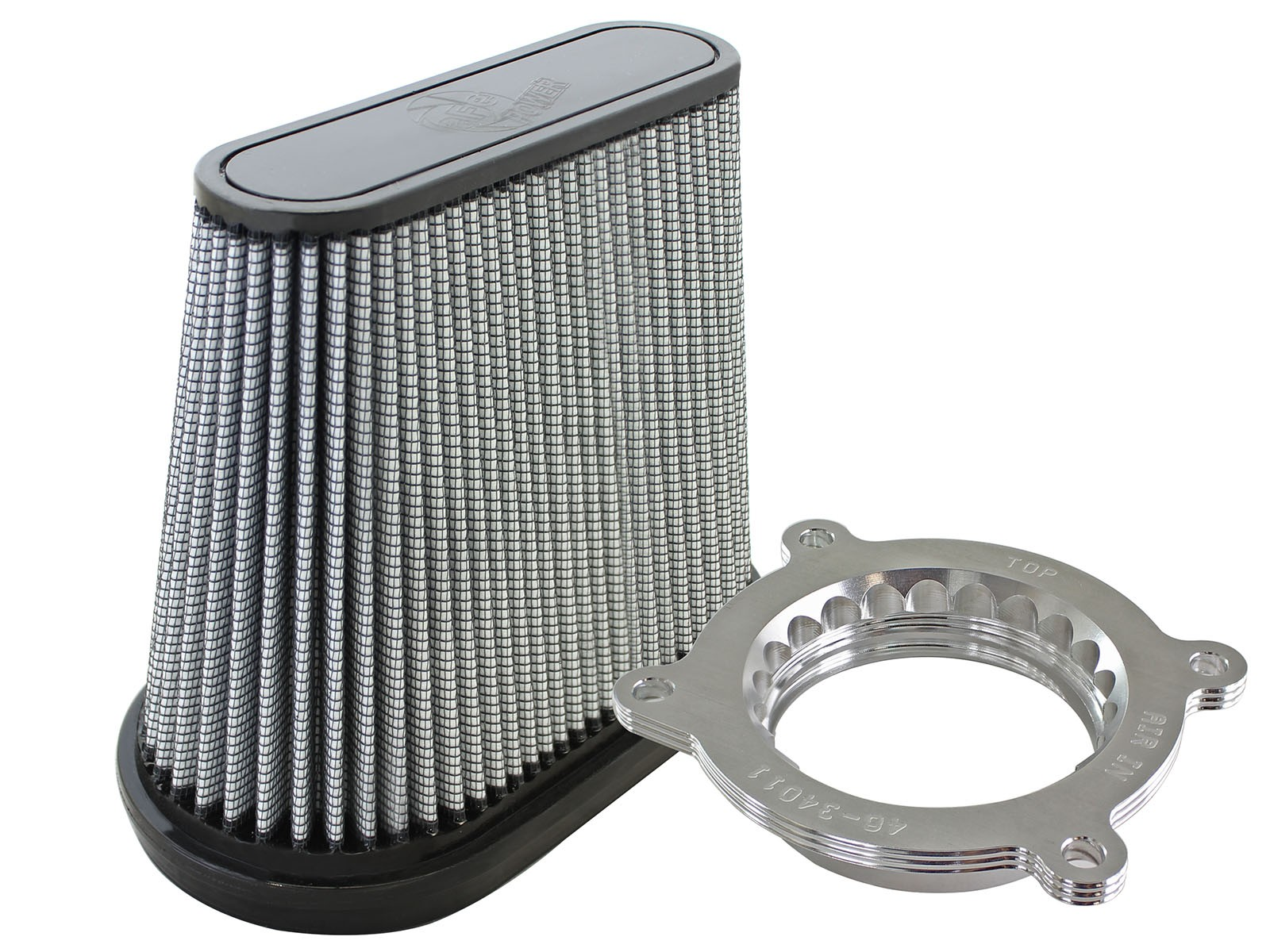 aFe POWER 55-12691 Magnum FORCE Super Stock Pro DRY S Cold Air Intake System
