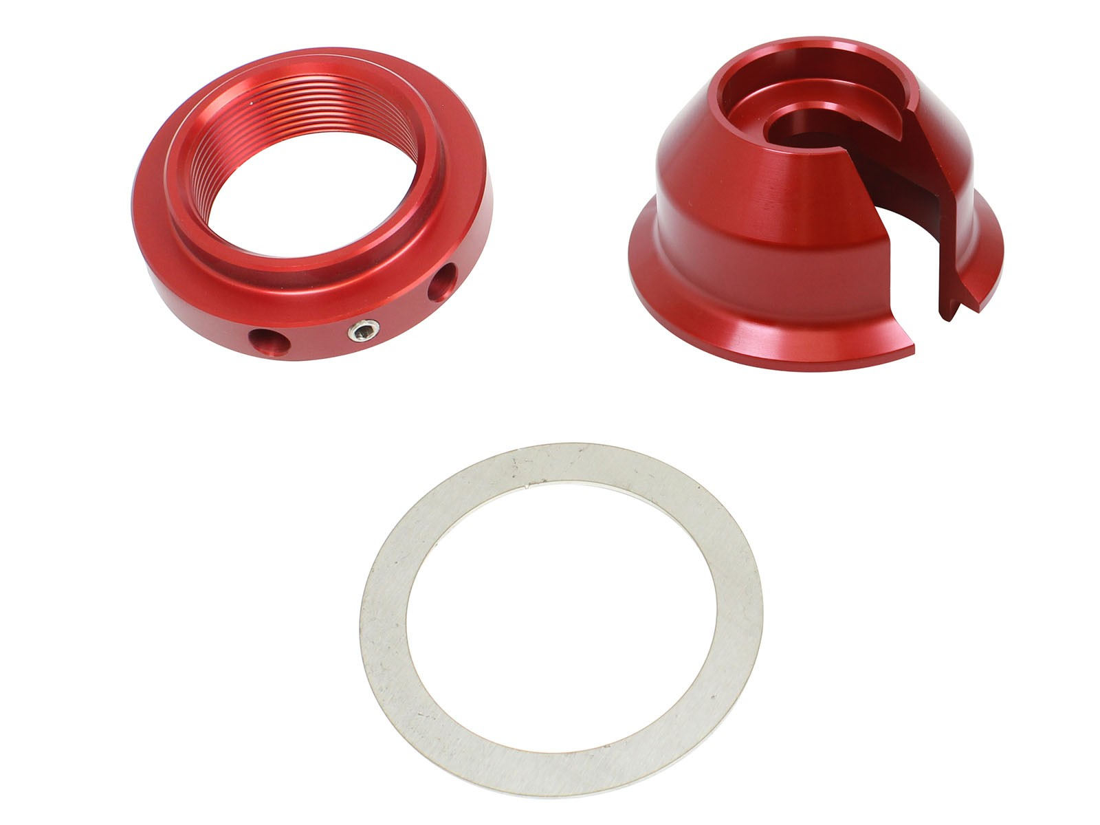 """aFe POWER 56080-SP13 aFe Control Sway-A-Way 2.5"""" Coilover Hardware Kit, Single Rate, Extended Seat"""