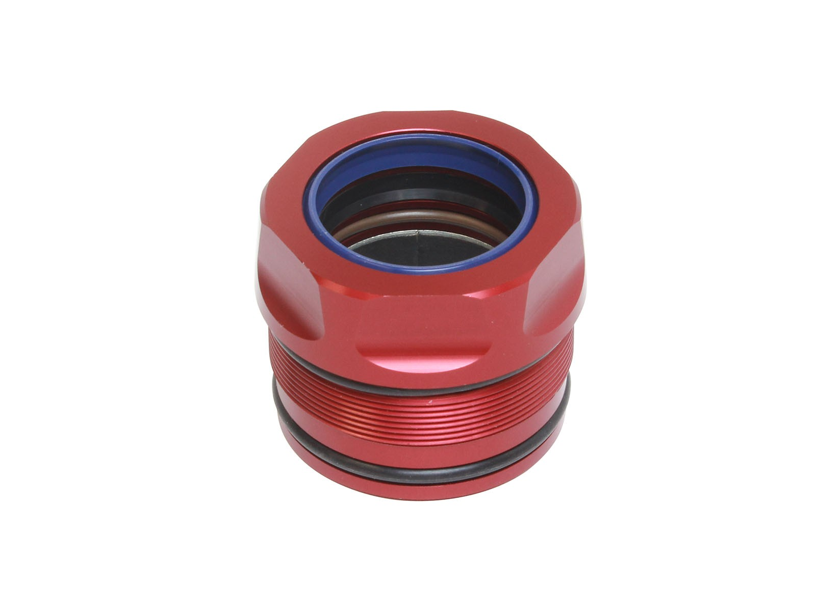"""aFe POWER 56416-SP01 aFe Control Sway-A-Way 2.5"""" Seal Head Assembly 1-5/8"""" Shaft"""
