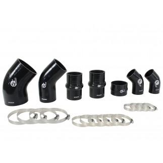 BladeRunner Intercooler Couplings & Clamps Kit; aFe Tubes Only