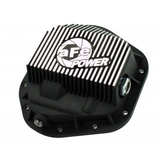 Front Differential Cover, Machined Fins; Pro Series
