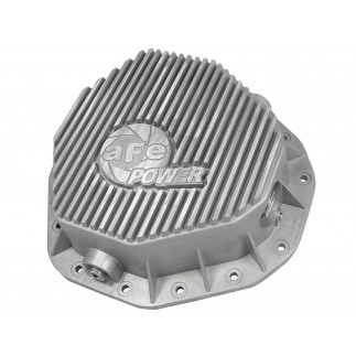 Rear Differential Cover, Raw Finish; Street Series