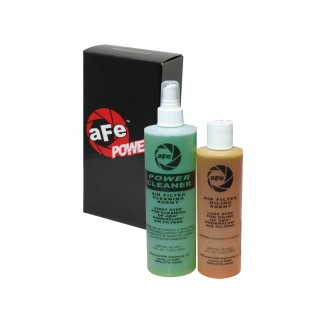 Air Filter Restore Kit: 8 oz Gold Oil & 12 oz Power Cleaner (Squeeze Oil Bottle)