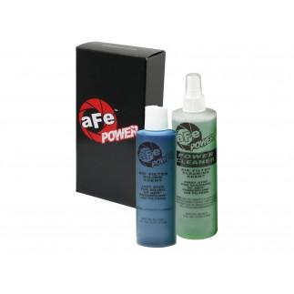 Air Filter Restore Kit: 8 oz Blue Oil & 12 oz Power Cleaner (Squeeze Oil Bottle)
