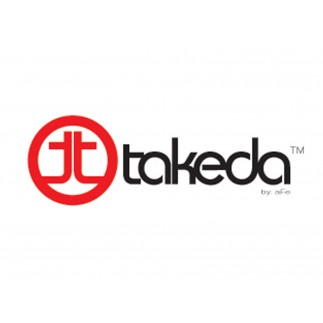 Decal, Takeda 4.77 x 1.65 in