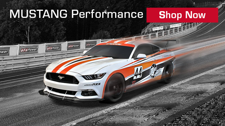 Mustang Performance