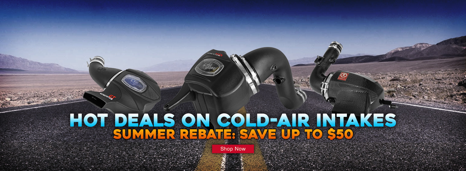 Summer Rebate 2016 - Save up to $50