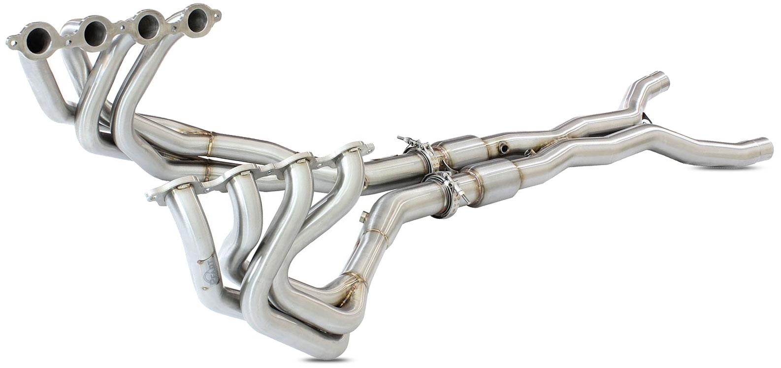PFADT Series Tri-Y Long Tube Header & X-Pipe (Street Series)