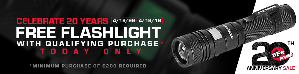 Free Flashlight!