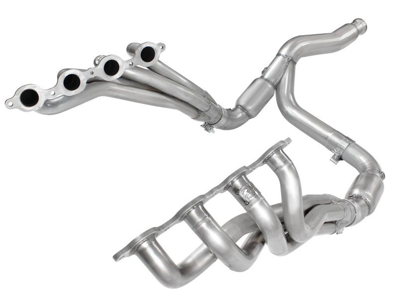 2014 Chevy Silverado header-y pipe combo 1