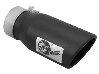 3x4x9 length black exhaust tip 49T30401-B09A1600