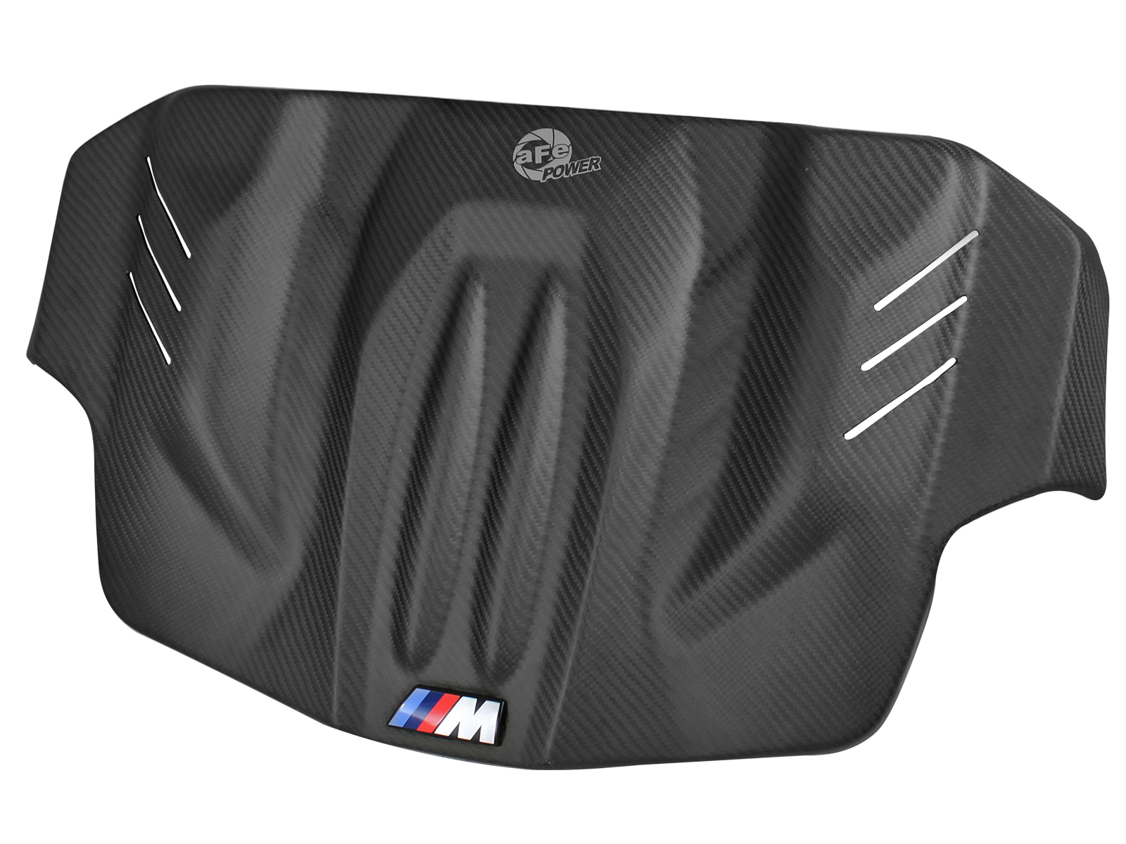 BMW M5 matte engine cover 3